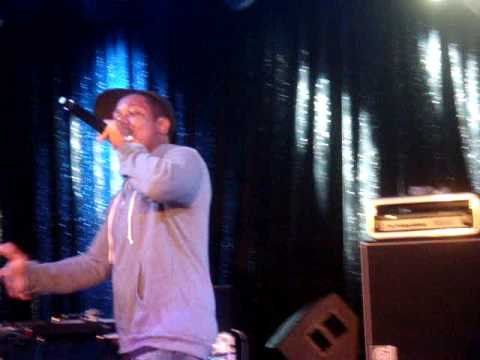 Elzhi (of Slum Village) - A Cappella, Conga Room 09/25/09