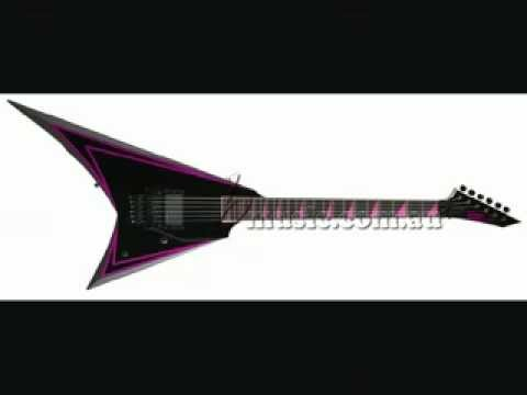 Alexi Laiho's guitars(?tribute?)