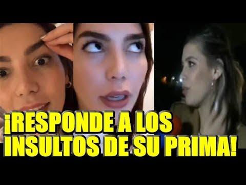 Michelle Salas ante cámaras responde a las ofensas de Frida Sofia