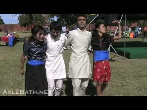 Diversity Day 2008 - Nepali Dance