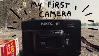 TESTING MY CHILDHOOD CAMERA: Haking C35 x Agfa Vista 400