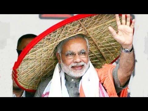 In Assam, Narendra Modi describes how Congress 'betrayed' it