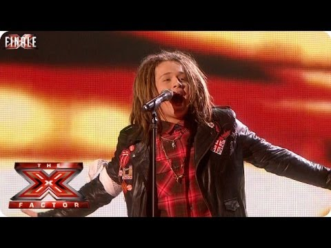 Luke Friend Sings We Are Young By Fun - Live Final Week 10 - The X Factor 2013 video