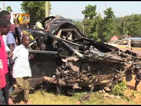 Kisii Accident : Students narrate their experience before the fateful accident