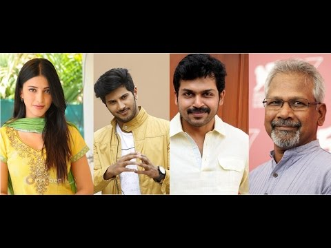 Shruti Haasan in Maniratnam's New Movie? | Hot Tamil Cinema News