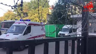 ⚡️Срочно!Алексея Навального увезли на скорой помощи из ОМВД Даниловский