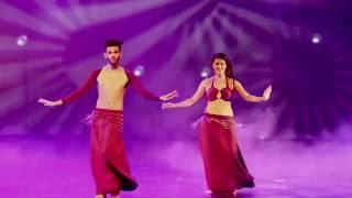 download lagu Best Belly Dance Ever Tujhe Dekha To Yeh Jaana gratis