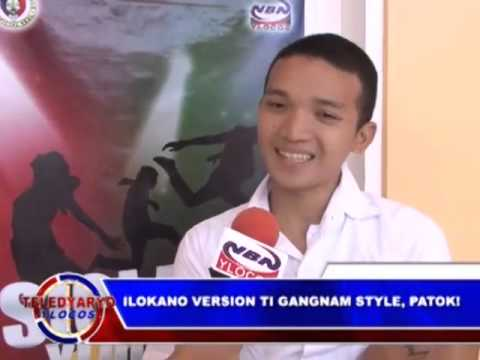 Nbn Teledyaryo Ylocos Ilokano Version Ti Gangnam Style, Patok video
