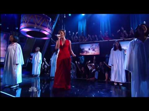 Demi Lovato - Skyscraper rascacielo (live At Alma Awards 2011) Hd 1080 video