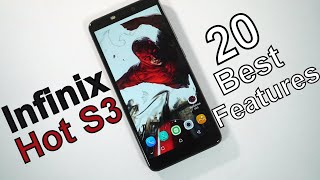 20 Best Features of Infinix Hot S3 and Important Tips and Tricks