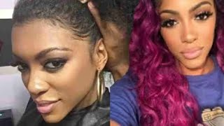 Porsha Williams Dragged On Instagram For Going Natural