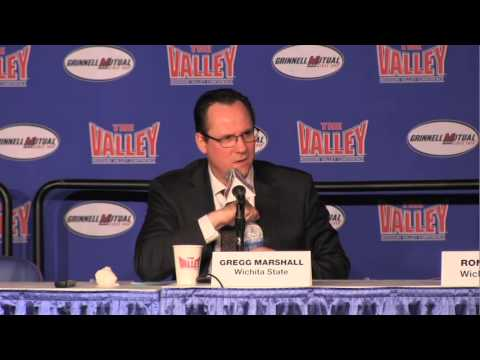 Gregg Marshall MVC quarterfinal press conference