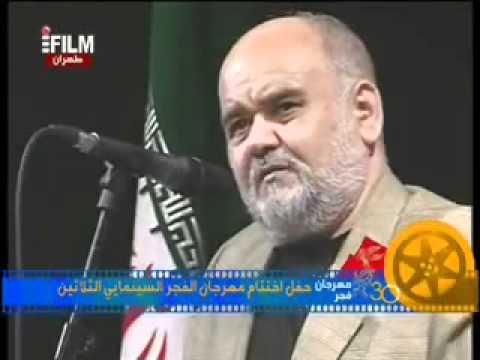 صحبتهای تکان دهنده اکبرعبدی در جشنواره فیلم فجر-1390