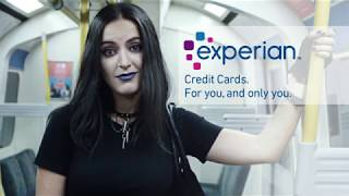 At Experian, we know what makes you one of a kind - Goths advert