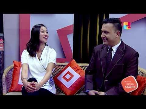 Binayek Das Shrestha and Jenisha Bista Shrestha | JEEVAN SATHI WITH MALVIKA SUBBA