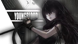 Nightcore - Youngblood 「Female Version」(by 5 Seconds Of Summer)