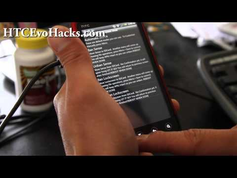 Best HTC Evo 3D ROM - Synergy ROM Review! [3500+ Quadrant]