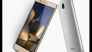 Huawei Honor 5X - флагманский бюджетник из металла.