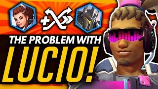 Overwatch | The Problem With Lucio + What Hero 30 Needs To Be (ft Iostux)
