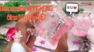 RESTOCK SLIME HONGKONG1 / SLIME BTS ĐẶC BIỆT / SUNNY FUN TV