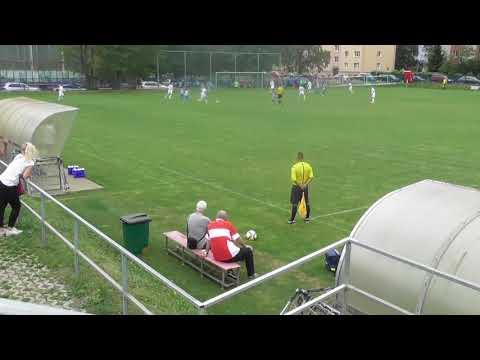Sestřih branek U15 FCB - Vítkovice