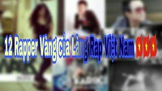 Những Rapper Vàng của Làng Rap Việt Nam