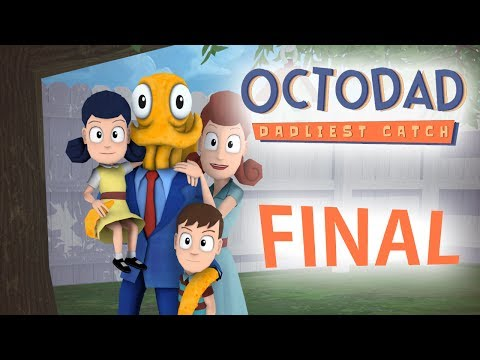 Octodad : Dadliest Catch - FINAL ÉPICO [ Playthrough - Indie ]