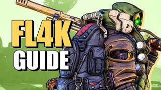 Borderlands 3 FL4K Guide: Character Builds And Skills