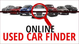 Top 10 Best Used Car Finder Online