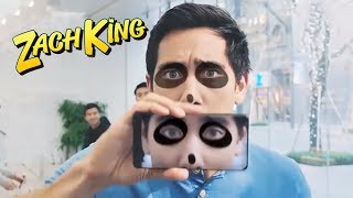 Over 20 Magic Tricks 2018 | Incredible Zach King Magic Tricks | Funny Magic Vines