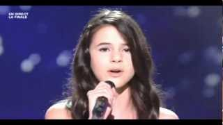Marina Dalmas - Incroyable Talent 2012 (Finale) - HD -