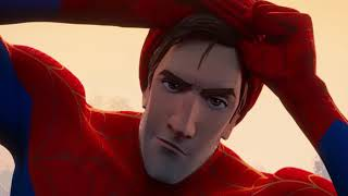 4k 60fps Spiderman into the spider verse trailer with 8D sound