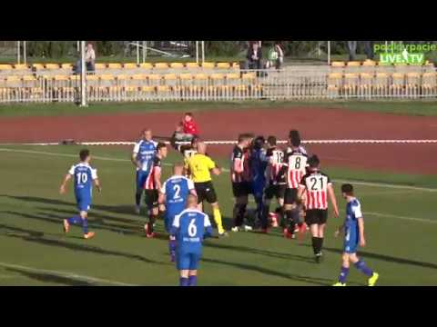 2017.04.01 Resovia - Stal Rzeszów 2-1 (skrót meczu)