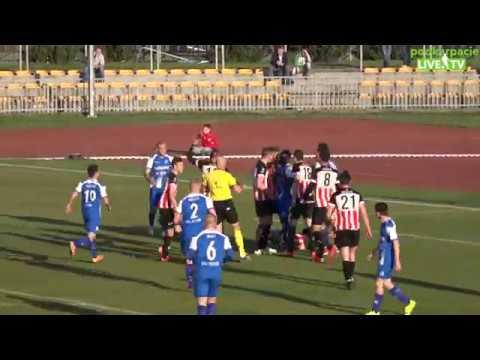 Derby Rzeszowa 2017: Resovia - Stal Rzeszów 2-1 [SKRÓT WIDEO]