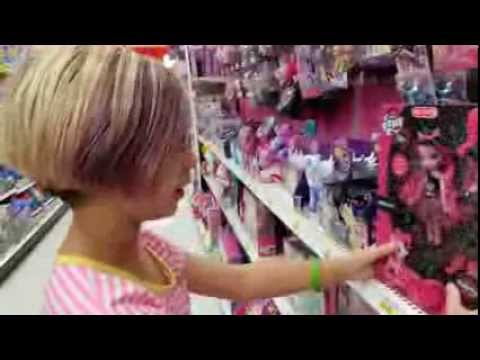 Toy Hunting – Monster High, My Little Pony and Blind Bags!