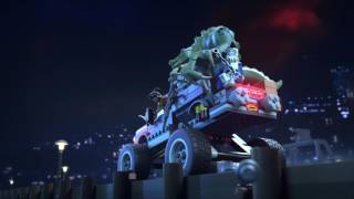 Killer Croc Tail-Gator 70907 - The LEGO Batman Movie - Product Animation