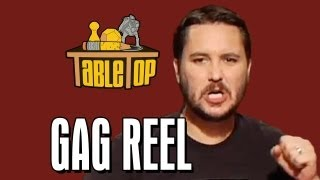 Settlers of Catan - Gag Reel TableTop Episode 2