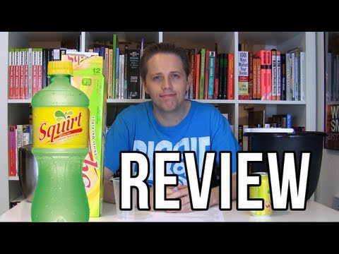 Squirt Review (soda Tasting #212) video