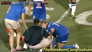 Women Sports Injury Compilation Part 36