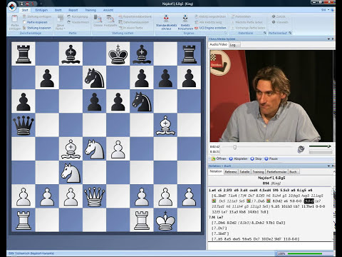 ChessBase Tutorials Vol.2 Daniel King Sicilian Najdorf
