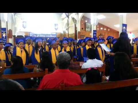 Incredible - Vistabella Presbyterian School Class of 2014