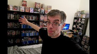 Room Tour 2019 !!!! My Blu-ray And DVD Collection