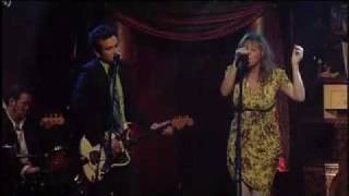 Dan Kelly & Martha Wainwright - RocKwiz