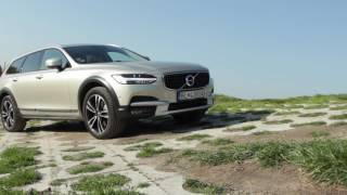 Test Volvo V90 Cross Country