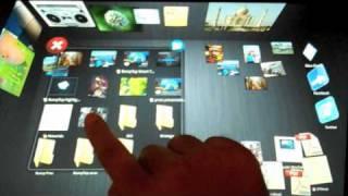 Thumb Google al comprar BumpTop tendrá un SO avanzado para tabletas multitouch