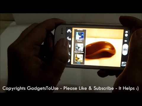 Samsung Galaxy S Duos Rear Camera Review. Tips. Tricks and Hidden Features