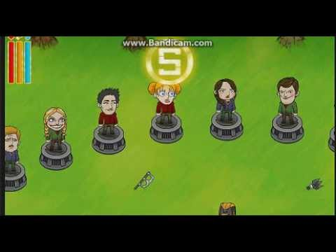 the hunger games spiel