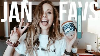 January Favorites (lifestyle, fitness, music, tech) | 2019