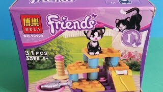 Bela Friends Building Block Series 10129 Lego