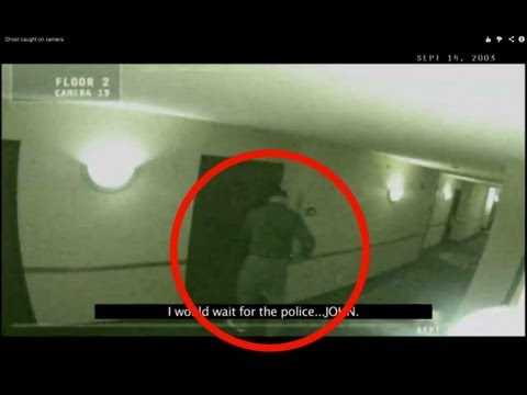 Scary Ghost Caught On Tape By Security Camera | Real Ghost On Tape | Scary Ghost Videos 2013 video